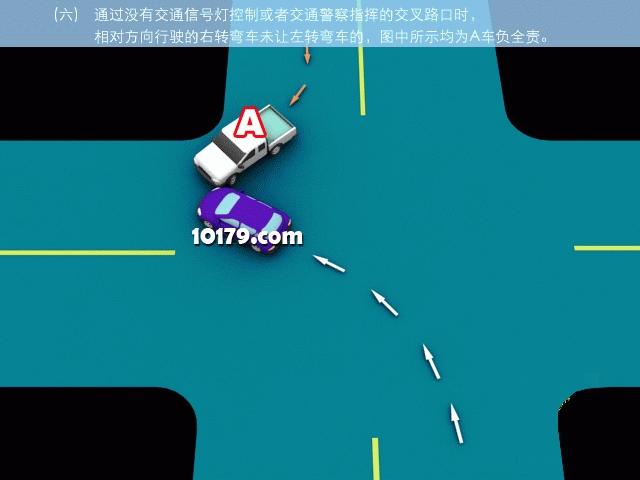 交通事故责任认定示意图 newbee10179的日志 网易博客 -也许,这是