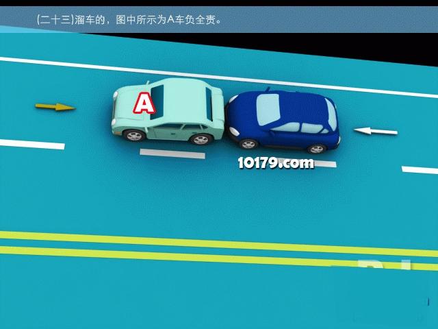 交通事故责任认定示意图 newbee10179的日志 网易博客 -找游戏 131