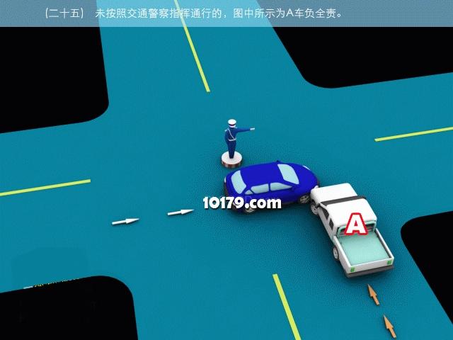 交通事故责任认定示意图 newbee10179的日志 网易博客